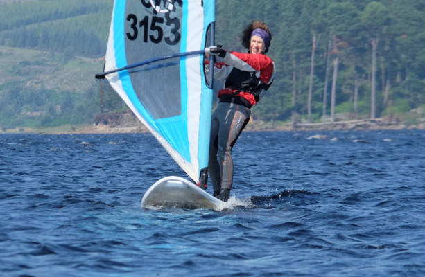 Why not learn to Windsurf at KWSC?